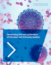 The Doherty Institute for Infection and Immunity, information for philanthropists