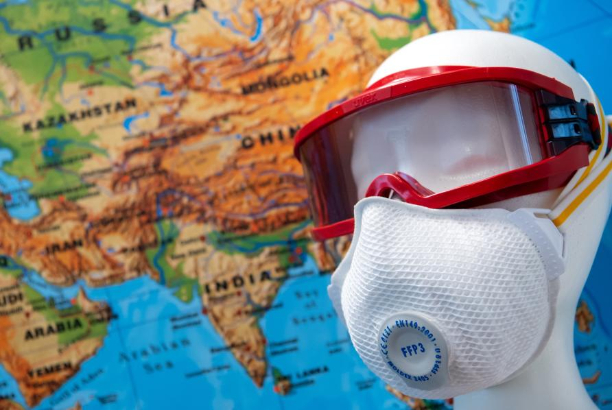 In the early stages of any outbreak, there can be uncertainty about how quickly a virus will spread. Picture: Getty Images