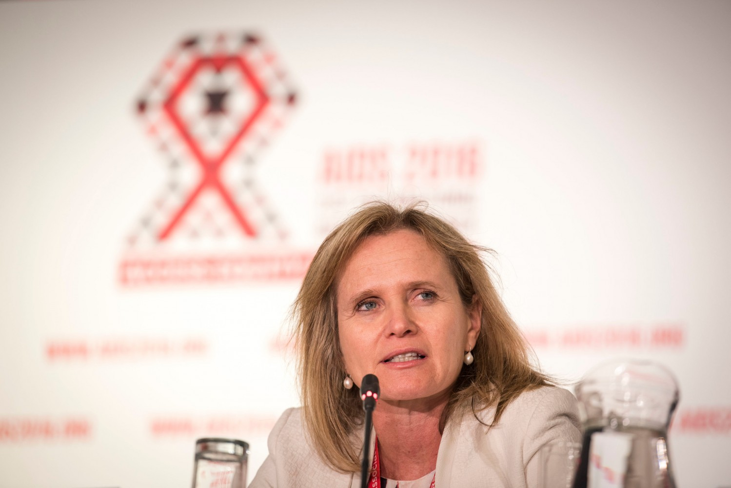 Sharon Lewin announced as co-chair of the IAS Towards an HIV Cure