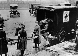 Back to the future: Lessons learned from the 1918 influenza pandemic