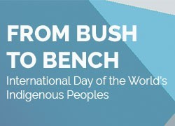 From Bush to Bench: International Day of the World's Indigenous Peoples and World Hepatitis Day