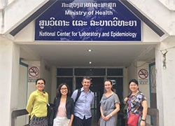 Viral hepatitis situation assessment in Lao People's Democratic Republic