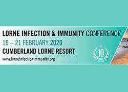 Lorne Infection and Immunity Conference 2020