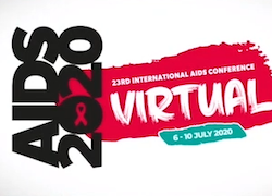 AIDS 2020: A virtual village
