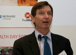 Professor Emeritus Graham Brown receives prestigious international honour