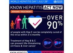325 million living with chronic Hepatitis B & C: WHO report