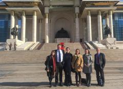 Working with Mongolia to reduce hepatitis B