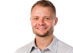 Meet the team: Dr James Fielding