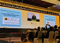 International Congress of Immunology: Insight from Dr Pin Shie Quah