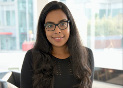 Meet the team: Bioinformatician Priyanka Pillai works with data to prepare for infectious disease emergencies