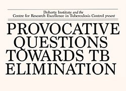 Provocative questions towards TB elimination