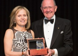 Professor Sharon Lewin wins Research Australia's Peter Wills Medal