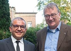 Associate Professor Sammy Bedoui appointed Bonn University Ambassador