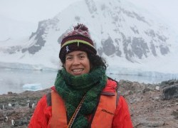Antartica expedition marks start of year-long leadership program for Dr Sarah Hanieh