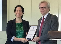 Dr Sarah Hanieh wins Melbourne Medical School ECR Publication Prize