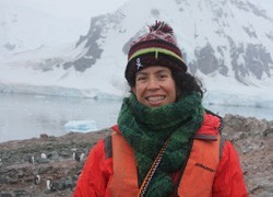 Breaking through the ice - science and leadership in Antarctica