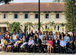 Pasteur Institut of Ho Chi Minh City international workshop: Epidemiology, Surveillance & Elimination of Viral Hepatitis