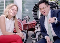 Professor Sharon Lewin joins James Chau for The China Current podcast