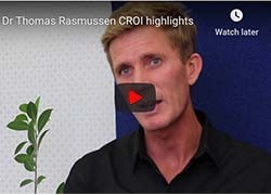 Dr Thomas Rasmussen shares his highlights of CROI