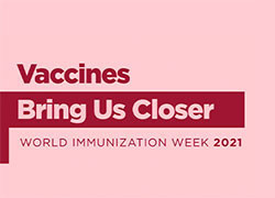 Setting it Straight: My World Immunisation Week