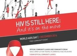 World AIDS Day 2016 Launch & Community Forum