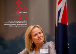 International Day of Women and Girls in Science - spotlight on Prof Sharon Lewin