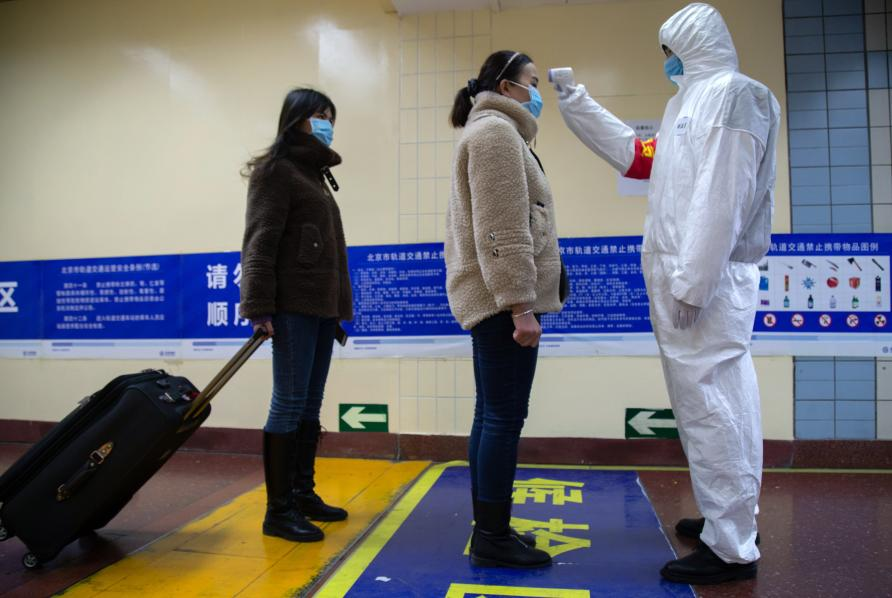 Governments around the world have acted swiftly to try and limit the spread of coronavirus. Picture: Getty Images