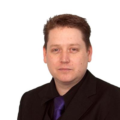Dr Jason Roberts